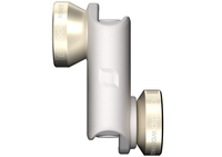 olloclip 4-in-1 (Gold, Weiß)