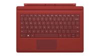 Microsoft RD2-00069 Tastatur für Mobilgerät (Rot)