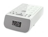 Soundmaster URD860 CD-Radio (Silber)