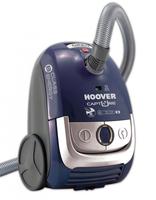 Hoover CP70_CP20 Staubsauger (Blau, Silber)