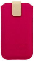 Peter Jäckel 14704 Handy-Schutzhülle (Pink)