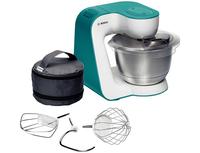 Bosch MUM54D00 Küchenmaschine (Edelstahl, Weiß)