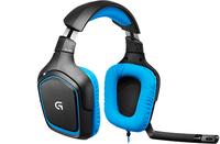 Logitech G430 (Schwarz, Blau)