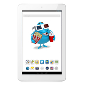 ODYS Junior Tab 8 Pro 8GB Weiß (Weiß)