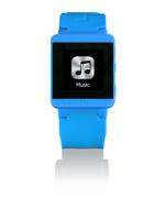 Lenco MP3 Sportwatch-100 (Blau)