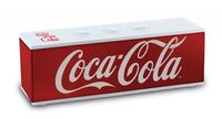 Bigben Interactive Coca-Cola BT-01 Classic (Rot, Weiß)