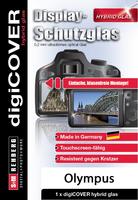 DigiCover G3750 Bildschirmschutzfolie (Transparent)