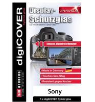 DigiCover G3776- Bildschirmschutzfolie (Transparent)