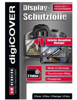 DigiCover B3904 Bildschirmschutzfolie (Transparent)