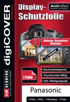 DigiCover N3896 Bildschirmschutzfolie (Transparent)