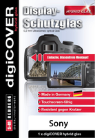 DigiCover G3789 Bildschirmschutzfolie (Transparent)