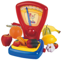 Theo Klein Fruit and Veg. Scale (Mehrfarbig)