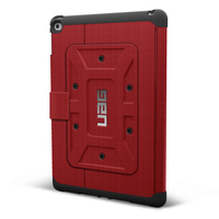 Urban Armor Gear UAG-IPDAIR2-RED-VP Tablet-Schutzhülle (Rot)