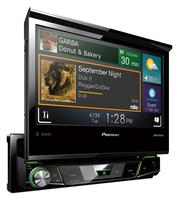 Pioneer AVH-X7700BT Auto-CD/DVD Tuner (Schwarz)