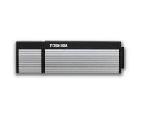 Toshiba USB 3.0 32GB 32GB USB 3.0 Schwarz, Silber USB-Stick (Schwarz, Silber)