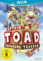 Nintendo Captain Toad: Treasure Tracker, Wii U