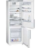 Siemens KG49EBW40 Kühl-Gefrierschrank (Weiß)