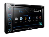 Pioneer AVH-270BT car media receiver (Schwarz)