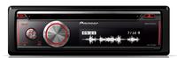 Pioneer DEH-X8700BT Auto-CD/DVD Tuner (Schwarz)