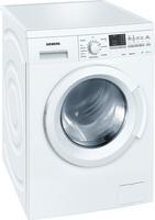 Siemens WM14Q3ED1 Freestanding 7kg 1400RPM A+++-20% White Front-load Waschmaschine (Weiß)