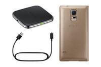 Samsung EP-KG900P (Schwarz, Gold)