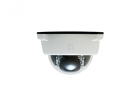 LevelOne Fixed Dome Network Camera,2-Megapixel, Outdoor, PoE 802.3af, Day & Night, IR LEDs, WDR, 3DNR (Weiß)