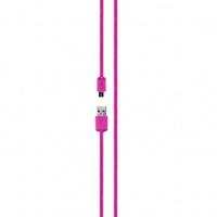 Xqisit 17953 USB Kabel (Pink)