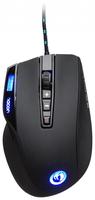 Bigben Interactive GM-400L USB Laser 6000DPI Schwarz rechts (Schwarz)