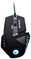 NACON PCGM-300 USB Optisch 2500DPI rechts Schwarz Maus (Schwarz)