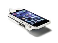 Aiptek MobileCinema i60 (Schwarz, Weiß)