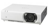 Sony VPL-CH350 Desktop-Projektor 4000ANSI Lumen 3LCD WUXGA (1920x1200) Weiß Beamer (Weiß)