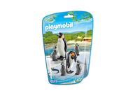 Playmobil 6649 - Pinguinfamilie (Mehrfarbig)
