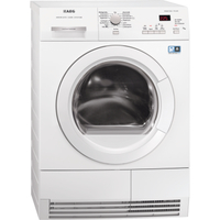 AEG T66770IH3 A++ Freestanding 7kg Front-load White (Weiß)