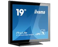 iiyama ProLite T1932MSC-B2X 19Zoll 1280 x 1024Pixel Schwarz Touchscreen-Monitor (Schwarz)