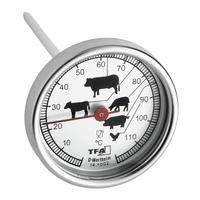 TFA 14.1002.60.90 Essensthermometer (Edelstahl, Weiß)