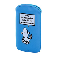 Hama 00123416 Handy-Schutzhülle (Blau)