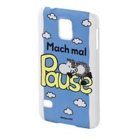 Hama 00134818 Handy-Schutzhülle (Blau, Weiß)