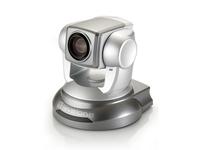 LevelOne PTZ-Netzwerkkamera, 2 Megapixel, 802.3af PoE, WDR, 10fachen Optischen Zoom (Silber)
