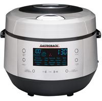 Gastroback 42526 Multi-Kocher (Schwarz, Weiß)