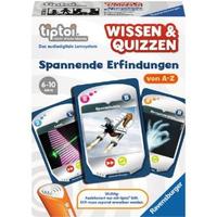 Ravensburger tiptoi® Wissen&Quiz: Erfindungen