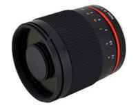 Samyang 300mm Reflex F/6.3 ED UMC CS Sony A (Schwarz)
