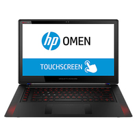 HP OMEN Notebook - 15-5001ng (ENERGY STAR) (Aluminium)