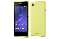 Sony Xperia E3 4GB 4G Lime (Limette)