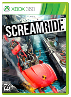 Microsoft Screamride, Xbox 360
