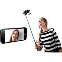 Fresh 'n Rebel Wireless Selfie Stick (Schwarz)