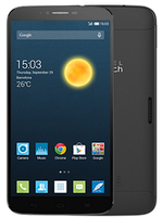 Alcatel HERO 2 8030Y 16GB 4G Grau (Grau)