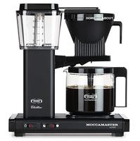 Moccamaster KBG 741 AO Drip coffee maker 1.25l 10Tassen Schwarz (Schwarz)