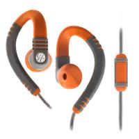 YURBUDS Explore Talk Stereophonisch Ohrbügel Grau Headset (Grau, Orange)