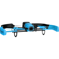 Parrot Bebop Drone (Schwarz, Blau)