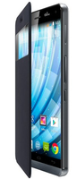 Wiko 93511 Handy-Schutzhülle (Schwarz)